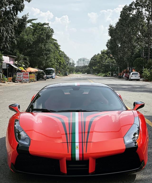 Suýt về tay richkid 16 tuổi Đà Nẵng, Ferrari 488 GTB từng của Tuấn Hưng đã tìm được chủ mới - Ảnh 3.