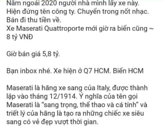 Biến mới: Nghi vấn Hương Giang nhờ anh rể thanh lý hộ siêu xe 8 tỷ Matt Liu tặng, chuyện gì thế nhỉ? - Ảnh 1.