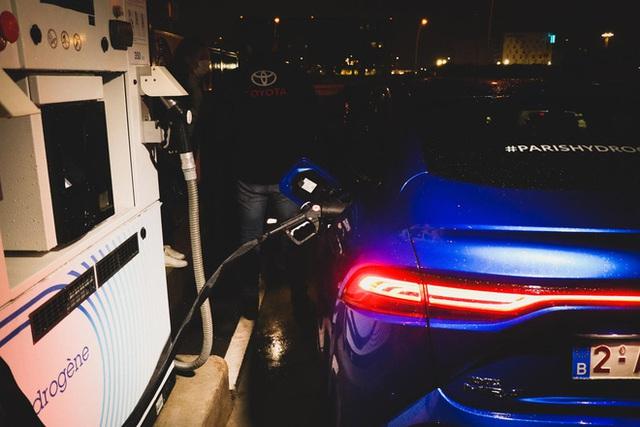 Chiếc xe xanh hạ gục mọi ô tô điện khác về tầm xa: Nạp 1 lần đi hơn 1000km! - Ảnh 3.