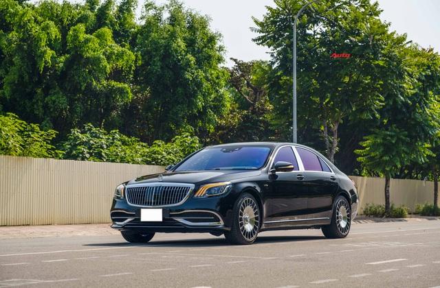 Sự thật về chiếc Mercedes-Maybach bán lại giá 4,3 tỷ dù giá niêm yết mua mới gần 15 tỷ đồng - Ảnh 8.