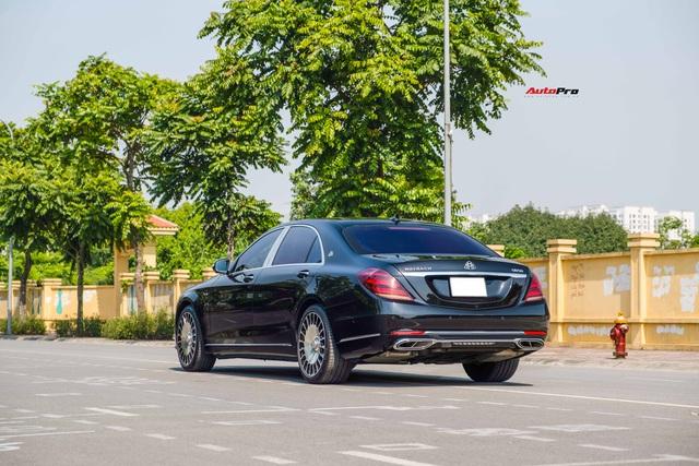 Sự thật về chiếc Mercedes-Maybach bán lại giá 4,3 tỷ dù giá niêm yết mua mới gần 15 tỷ đồng - Ảnh 3.