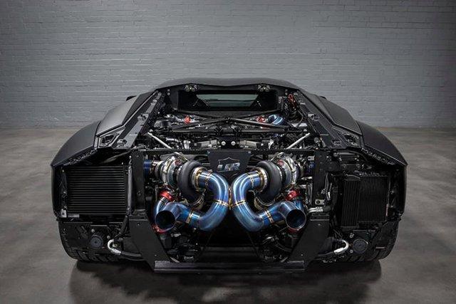 Hãng độ ra mắt Lamborghini Aventador SVJ 2.000 mã lực, fan nghe tiếng pô và xem đạp ga thôi đã đứng ngồi không yên - Ảnh 3.
