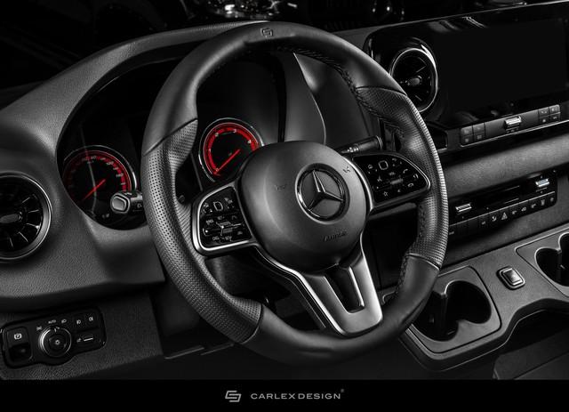 Mercedes-Benz Sprinter thêm nửa tỷ để trở thành bản độ siêu ngầu từ trong ra ngoài - Ảnh 3.