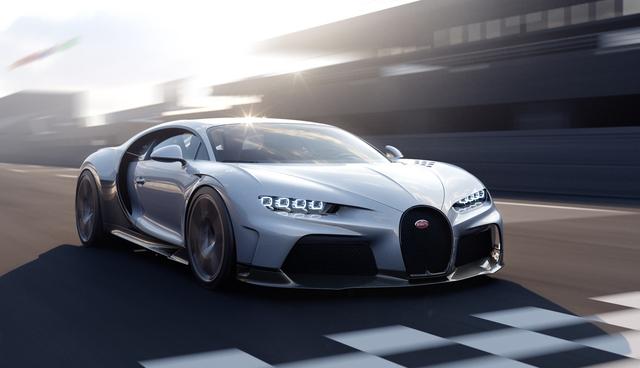 Bugatti Chiron Super Sport giá 3,9 triệu USD ra mắt - Món đồ chơi xa xỉ của giới nhà giàu - Ảnh 1.