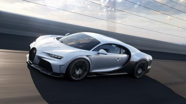 Bugatti Chiron Super Sport giá 3,9 triệu USD ra mắt - 'Món đồ chơi' xa xỉ của giới nhà giàu