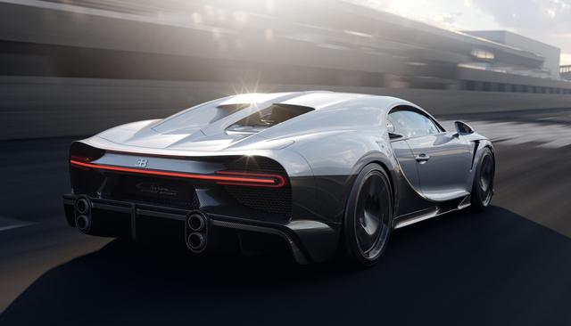 Bugatti Chiron Super Sport giá 3,9 triệu USD ra mắt - Món đồ chơi xa xỉ của giới nhà giàu - Ảnh 2.