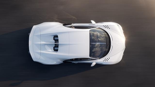 Bugatti Chiron Super Sport giá 3,9 triệu USD ra mắt - Món đồ chơi xa xỉ của giới nhà giàu - Ảnh 5.