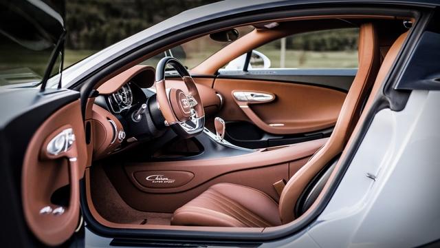Bugatti Chiron Super Sport giá 3,9 triệu USD ra mắt - Món đồ chơi xa xỉ của giới nhà giàu - Ảnh 7.