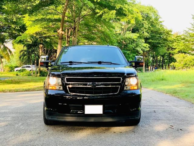 Ngôi sao điện ảnh Mỹ Chevrolet Tahoe được rao bán: Giá gần 1,5 tỷ, cả Việt Nam chỉ có 2 chiếc - Ảnh 1.