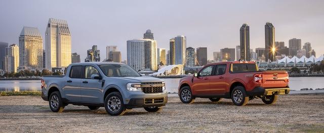 Ra mắt Ford Maverick - Ranger thu nhỏ giá quy đổi từ 459 triệu đồng - Ảnh 1.