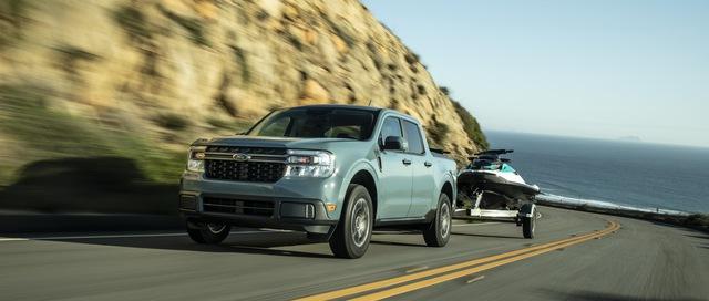 Ra mắt Ford Maverick - Ranger thu nhỏ giá quy đổi từ 459 triệu đồng - Ảnh 4.