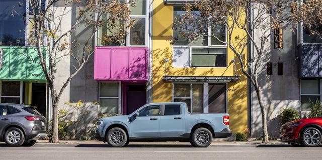 Ra mắt Ford Maverick - Ranger thu nhỏ giá quy đổi từ 459 triệu đồng - Ảnh 6.