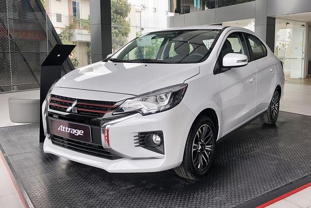 Tiếp đà bán chạy, Mitsubishi khuyến mại mạnh tay hơn trong tháng 6: Cao nhất gần 65 triệu đồng - Ảnh 3.