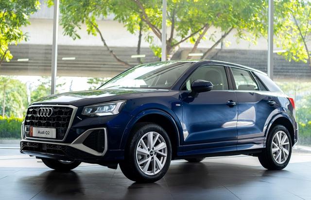Ra mắt Audi Q2 2021 tại Việt Nam: Giá khoảng 1,7 tỷ, cạnh tranh BMW X1 với giá rẻ hơn nhưng trang bị mới gây chú ý - Ảnh 1.