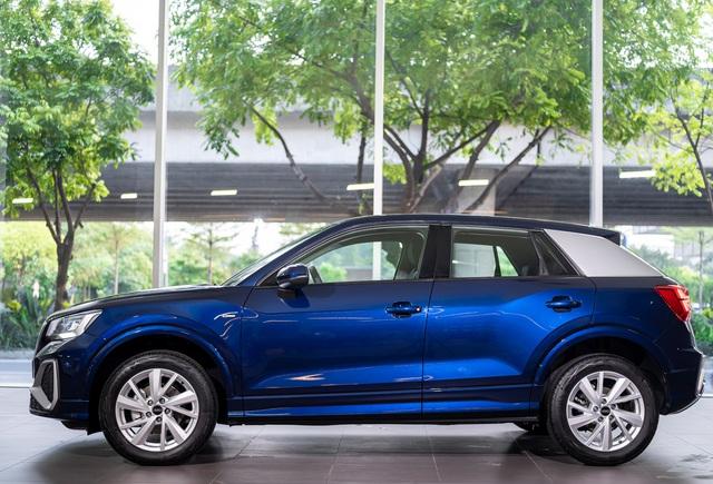 Ra mắt Audi Q2 2021 tại Việt Nam: Giá khoảng 1,7 tỷ, cạnh tranh BMW X1 với giá rẻ hơn nhưng trang bị mới gây chú ý - Ảnh 4.