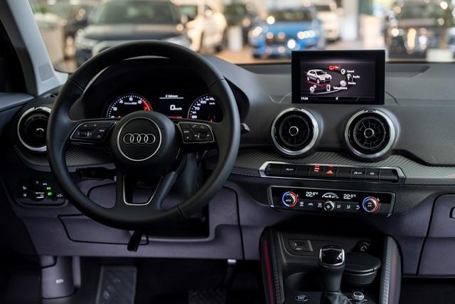 Ra mắt Audi Q2 2021 tại Việt Nam: Giá khoảng 1,7 tỷ, cạnh tranh BMW X1 với giá rẻ hơn nhưng trang bị mới gây chú ý - Ảnh 8.