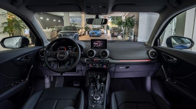 Ra mắt Audi Q2 2021 tại Việt Nam: Giá khoảng 1,7 tỷ, cạnh tranh BMW X1 với giá rẻ hơn nhưng trang bị mới gây chú ý - Ảnh 3.