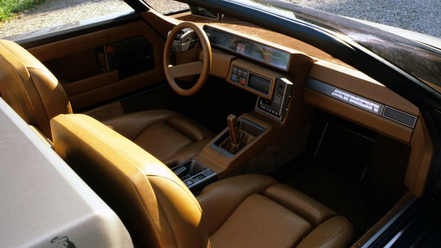 """Những chiếc xe concept kỳ quặc của thập niên 1980 – Phần 2: """"Thần mặt trời"""" Lamborghini Athon - Ảnh 6."""