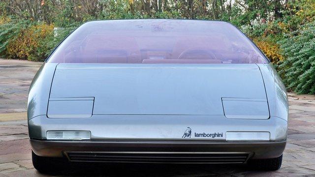 """Những chiếc xe concept kỳ quặc của thập niên 1980 – Phần 2: """"Thần mặt trời"""" Lamborghini Athon - Ảnh 7."""