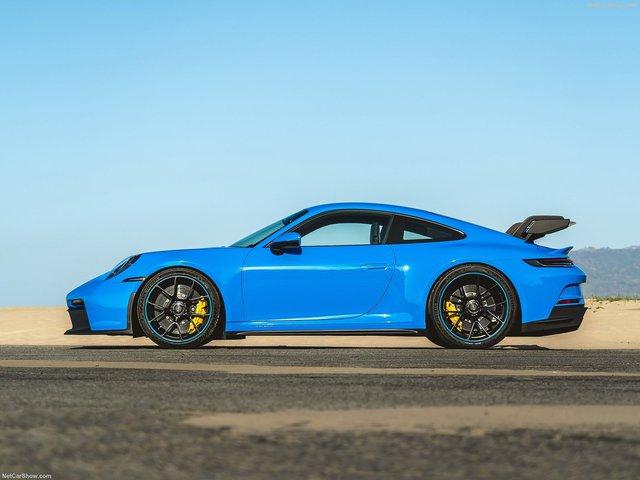 Đại lý tư nhân chào hàng Porsche 911 GT3 thế hệ mới: Phiên bản 911 mạnh mẽ nhất từ hãng xe Đức - Ảnh 5.