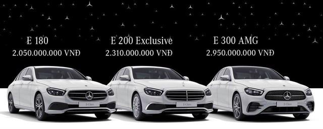 Mercedes-Benz E 180 âm thầm bán tại Việt Nam: Giá 2,05 tỷ đồng, cắt trang bị, động cơ 1.5L yếu hơn Accord - Ảnh 1.