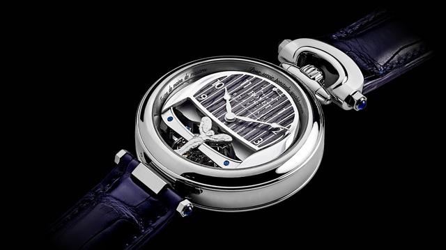 Đẳng cấp chơi của giới siêu giàu: Mua xe đắt nhất thế giới của Rolls-Royce thì phải đeo siêu đồng hồ này