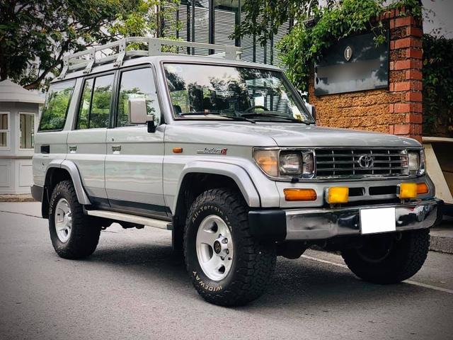 Đỉnh cao giữ giá, Toyota Land Cruiser qua 30 'xuân xanh' vẫn bán đắt ngang Hyundai Tucson 'đập hộp' - Ảnh 7.
