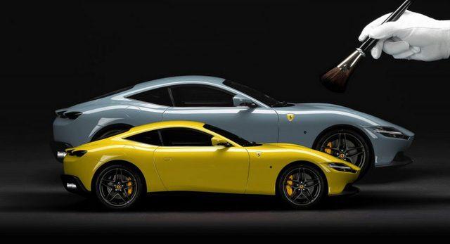 Siêu mô hình Ferrari: Tuỳ biến như xe thật, giá rẻ cũng phải gần trăm triệu, có mẫu độ ngang giá Kia Morning - Ảnh 1.
