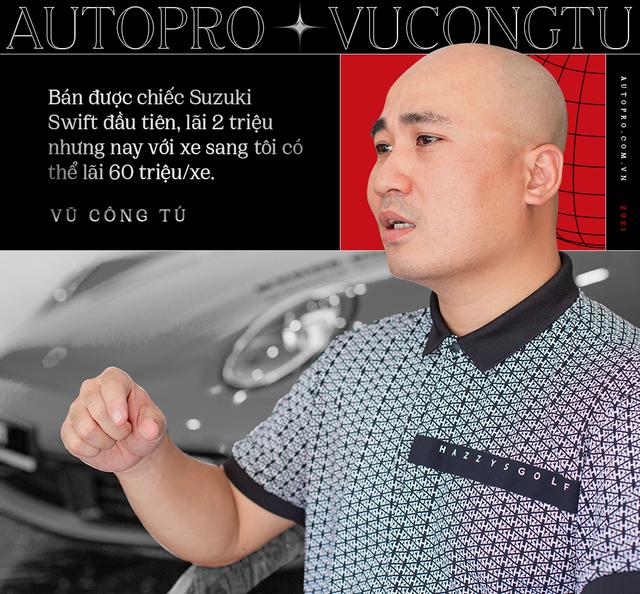 Từ bán Swift lãi 2 triệu tới Phantom, doanh nhân 8x Hà Nội hé lộ cách bán xe khủng cho nhà giàu Việt và góc khuất bán siêu xe tại Việt Nam - Ảnh 4.