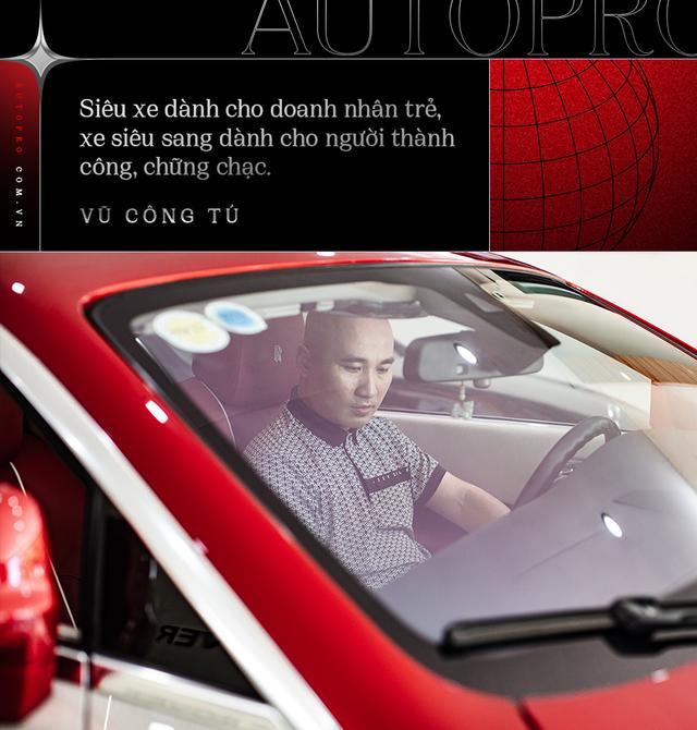 Từ bán Swift lãi 2 triệu tới Phantom, doanh nhân 8x Hà Nội hé lộ cách bán xe khủng cho nhà giàu Việt và góc khuất bán siêu xe tại Việt Nam - Ảnh 16.