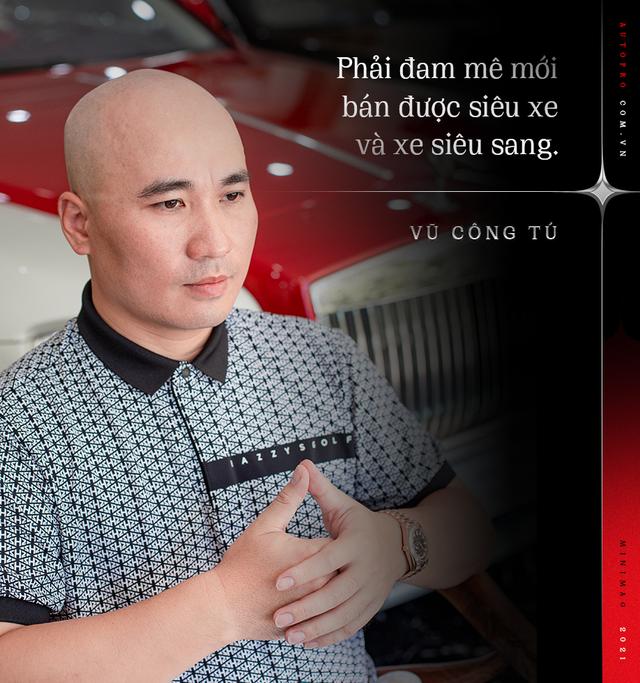 Từ bán Swift lãi 2 triệu tới Phantom, doanh nhân 8x Hà Nội hé lộ cách bán xe khủng cho nhà giàu Việt và góc khuất bán siêu xe tại Việt Nam - Ảnh 6.