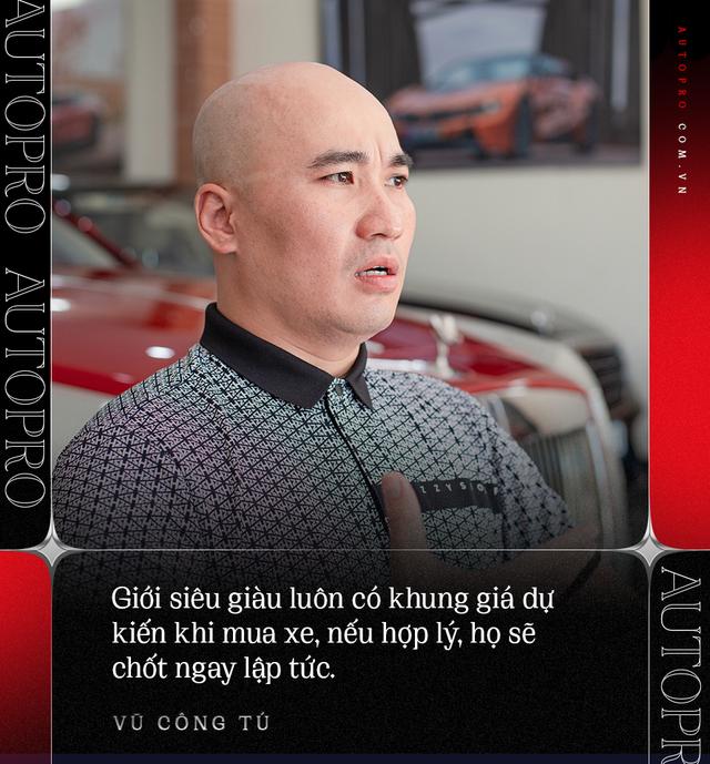 Từ bán Swift lãi 2 triệu tới Phantom, doanh nhân 8x Hà Nội hé lộ cách bán xe khủng cho nhà giàu Việt và góc khuất bán siêu xe tại Việt Nam - Ảnh 20.