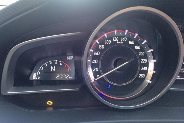Bán Mazda3 'xuống đời' Toyota Yaris, người dùng đánh giá: 'Lành, rộng hơn nhưng không đẹp sang bằng' - Ảnh 4.