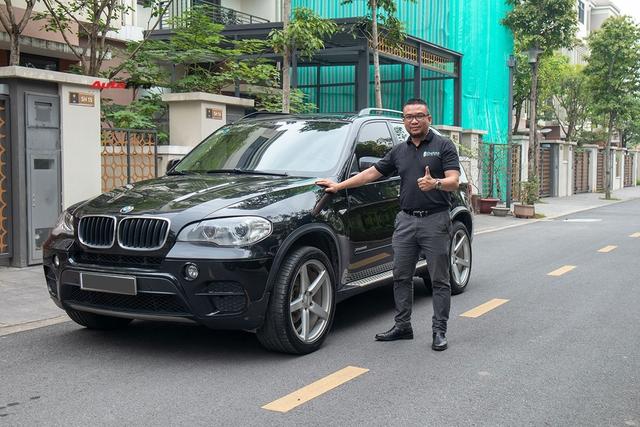 Bán Mercedes GLC đổi BMW X5 10 năm tuổi, người dùng đánh giá: Chạy sướng lại dư cả tỷ đồng, không hỏng vặt nhưng phải đánh đổi vài thứ - Ảnh 7.