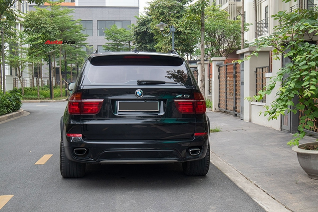 Bán Mercedes GLC đổi BMW X5 10 năm tuổi, người dùng đánh giá: Chạy sướng lại dư cả tỷ đồng, không hỏng vặt nhưng phải đánh đổi vài thứ - Ảnh 4.