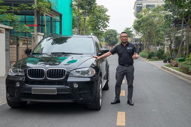 Bán Mercedes GLC đổi BMW X5 10 năm tuổi, người dùng đánh giá: Chạy sướng lại dư cả tỷ đồng, không hỏng vặt nhưng phải đánh đổi vài thứ - Ảnh 1.