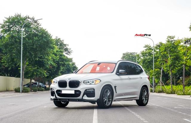 Mua BMW X3 M-Sport chạy 1 năm, đại gia bán xe vẫn dư tiền mua Mercedes-Benz GLC 300 đập hộp - Ảnh 6.