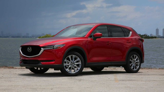 Mazda CX-5 thế hệ mới có thể không tiết kiệm nhiên liệu như phiên bản hiện tại