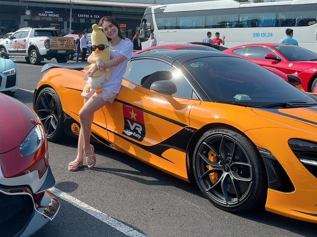 Hậu chia tay McLaren 720S, Đoàn Di Băng úp mở về xế hộp tiền tỷ mới: Đến từ Anh Quốc và lại là… màu cam - Ảnh 5.