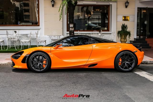 Hậu chia tay McLaren 720S, Đoàn Di Băng úp mở về xế hộp tiền tỷ mới: Đến từ Anh Quốc và lại là… màu cam - Ảnh 4.