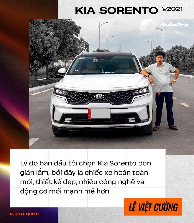 Loại Ford Everest dù thích, dân chơi lan Hà Nội sắm Kia Sorento 2021 chạy xuyên Việt rồi đánh giá: 'Đi nhàn, ăn dầu như ngửi' - Ảnh 2.