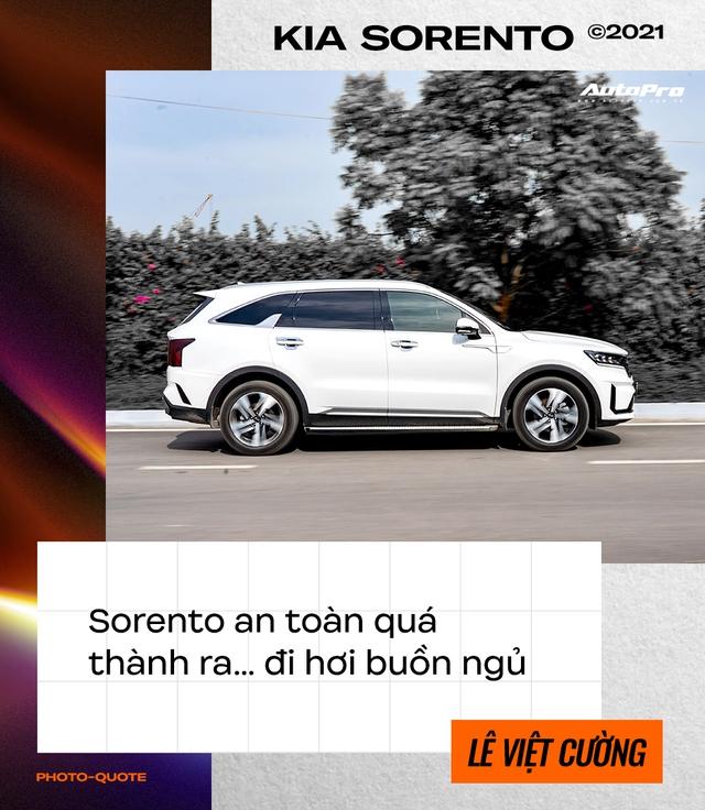 Loại Ford Everest dù thích, dân chơi lan Hà Nội sắm Kia Sorento 2021 chạy xuyên Việt rồi đánh giá: 'Đi nhàn, ăn dầu như ngửi' - Ảnh 7.