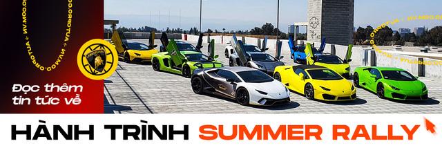 Đoàn siêu xe của người Việt tụ họp trước hành trình Summer Rally, một siêu xe hàng hiếm bất ngờ xuất hiện - Ảnh 11.