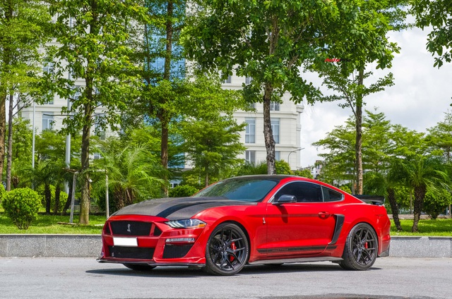 Mới chạy 3.000km, chủ nhân Ford Mustang đã rao bán bản độ kỳ công Shelby GT500 với giá 3,4 tỷ đồng - Ảnh 7.
