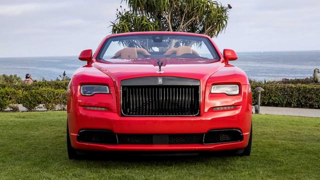 Vợ chồng nhà người ta kỷ niệm ngày cưới bằng 2 chiếc Rolls-Royce hàng thửa siêu hiếm - Ảnh 9.