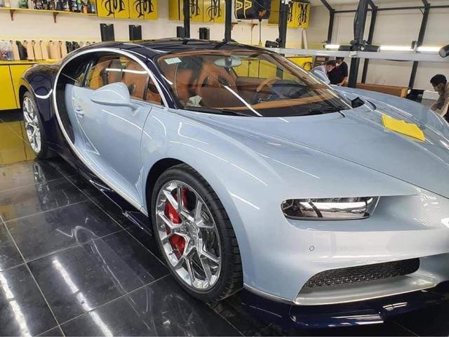 Bugatti Chiron tại Campuchia chào hàng đại gia Việt: Giá có thể đắt hơn McLaren Senna của đại gia Hoàng Kim Khánh - Ảnh 3.