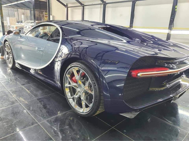 Bugatti Chiron tại Campuchia chào hàng đại gia Việt: Giá có thể đắt hơn McLaren Senna của đại gia Hoàng Kim Khánh - Ảnh 5.