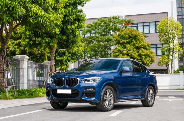 Diễn viên Việt Anh âm thầm bán BMW X4 màu độc với giá hơn 2,8 tỷ đồng - Ảnh 7.