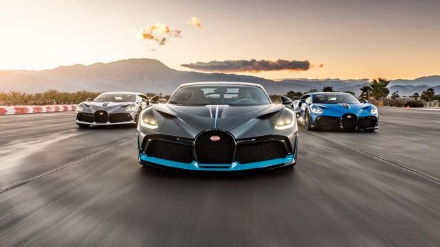 Bugatti được bán cho Porsche nhưng tin đồn về mẫu xe mới là điều có thể làm các fan tiếc nuối - Ảnh 6.