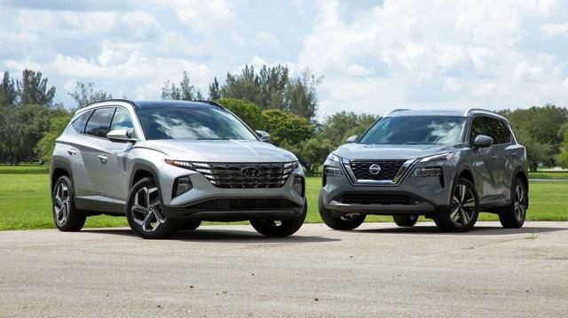 Hyundai Tucson 2021 vs Nissan X-Trail 2021: Cuộc đua gay cấn về tiện nghi và công nghệ giữa cặp đôi SUV Hàn, Nhật